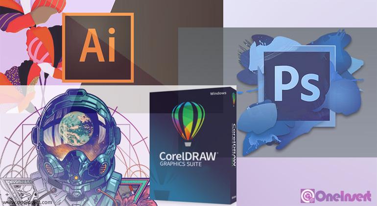 3 Software Wajib Untuk Belajar Desain Grafis