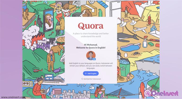 Quora Sosial Media Seputar Pertanyaan Dan Jawaban