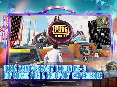 Tentang Update PUBG Mobile : 3 Ability Hundred Rhythms