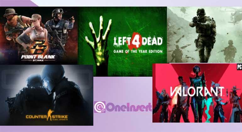 FPS Game PC Legendaris, Yang Wajib Kalian Mainkan