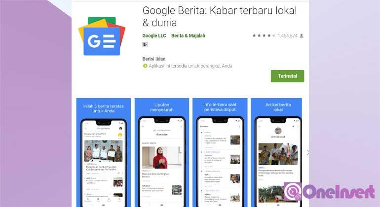 Mengenal Lebih Dekat Aplikasi Google News