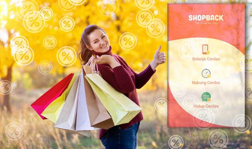 Belanja Untung Cara Pakai ShopBack Dapat Cashback Berkali-kali