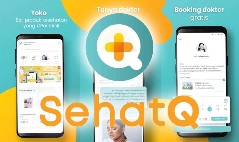 Rekomendasi Aplikasi Kesehatan Online Keluarga Agar Tetap SehatQ